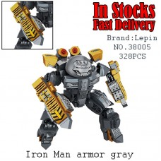 Iron and Steel Armor