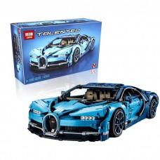 Bugatti Chiron (Синий)
