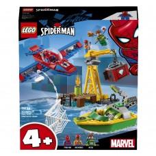 76134 Человек-паук: похищение бриллиантов Доктором Осьминогом