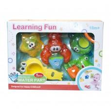 """1408 Набор игрушек для ванной """"Веселые водопады"""""""