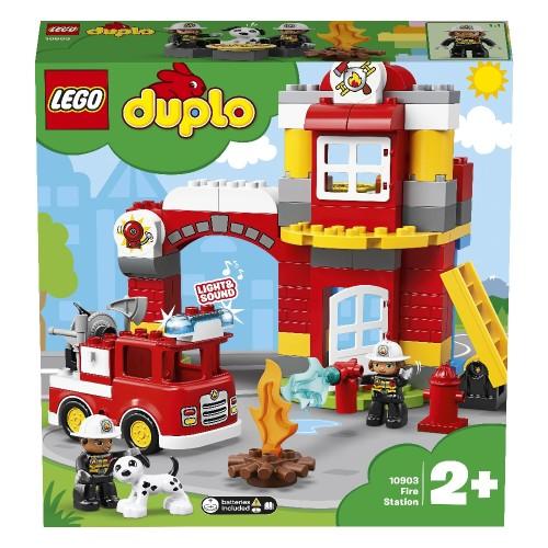 10903 Пожарное депо