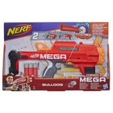 E3057 Игровой набор бластер МЕГА Бульдог НЁРФ