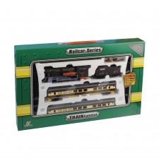 """1601A-4B Игровой набор """"Железная дорога"""""""
