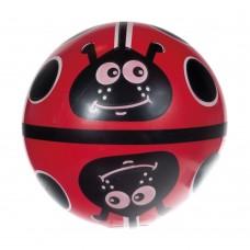 """DS-PP 009/14 Мяч """"Божья коровка на поле"""", 14 см"""