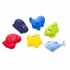 BATH1 Набор игрушек для ванной «Веселое купание»
