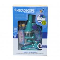 C2127 Набор игровой «Микроскоп. Юный профессор»