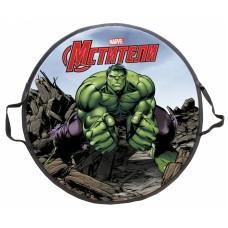 Т58170-1 Ледянка Marvel Hulk, 52 см, круглая