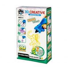 8802-1B 3D ручка Rich Fish Toys