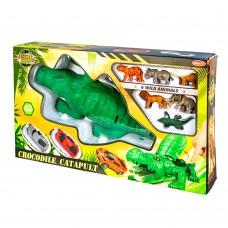 """SY9919 Набор игровой """"Крокодил-катапульта"""""""