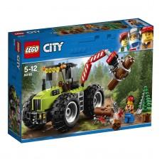 60181 Лесной трактор