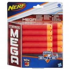 A4368 NERF Комплект 10 стрел для бластеров МЕГА