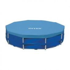 28030 Тент-чехол для каркасных бассейнов Intex 305см