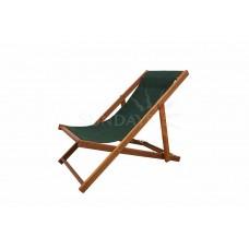 89142G Садовое кресло-шезлонг Sundays BEACH SLING, акация из Малайзии, складное