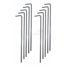 Комплект запасных колышков 3,5мм*18см, сталь, 10 штук, AC-T-005