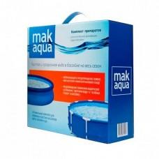 10013 МАК AQUA Комплексный препарат для дезинфекции воды в бассейне