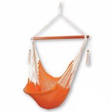 1294, Кресло-гамак CARINA, материал: хлопок, цвет: оранжевый