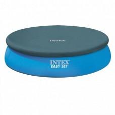 28020/58939 Тент-чехол для бассейнов Изи Сет (Easy Set) 244 см. Intex-