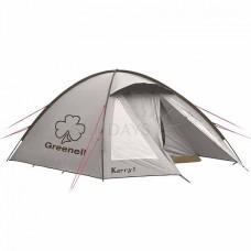 Палатка Greenell КЕРРИ 3 V3, коричневый