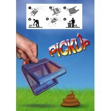 Pickup лопатка для уборки за животными с пакетами