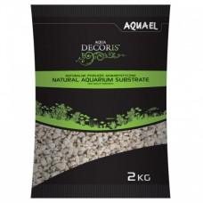 Aquael Грунт Гравий доломитовый 2-4 мм., 2кг