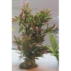 Аквариумное растение пластм. 30 см., в упаковке