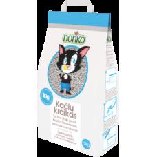 NORIKO, 10kg - комкующийся наполнитель для кошачьего туалета (бентонит).