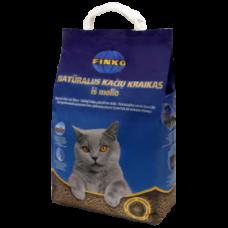 FINKO, 5kg - комкующийся наполнитель для кошачьего туалета (на основе бентон.глины), шт