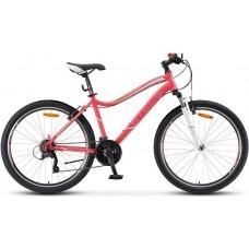 """Велосипед 26"""" Stels Miss 5000 (рама 17) V040 Розовый"""