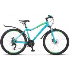 """Велосипед 26"""" Stels Miss 5000 MD (рама 17) V010 Бирюзовый"""