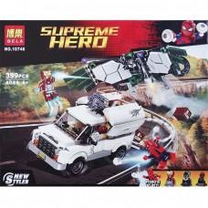 Конструктор BELA 10746 «Берегись Стервятника» аналога LEGO 76083