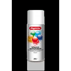 Краска белая глянцевая (265г) RAL 9003 MagicLine